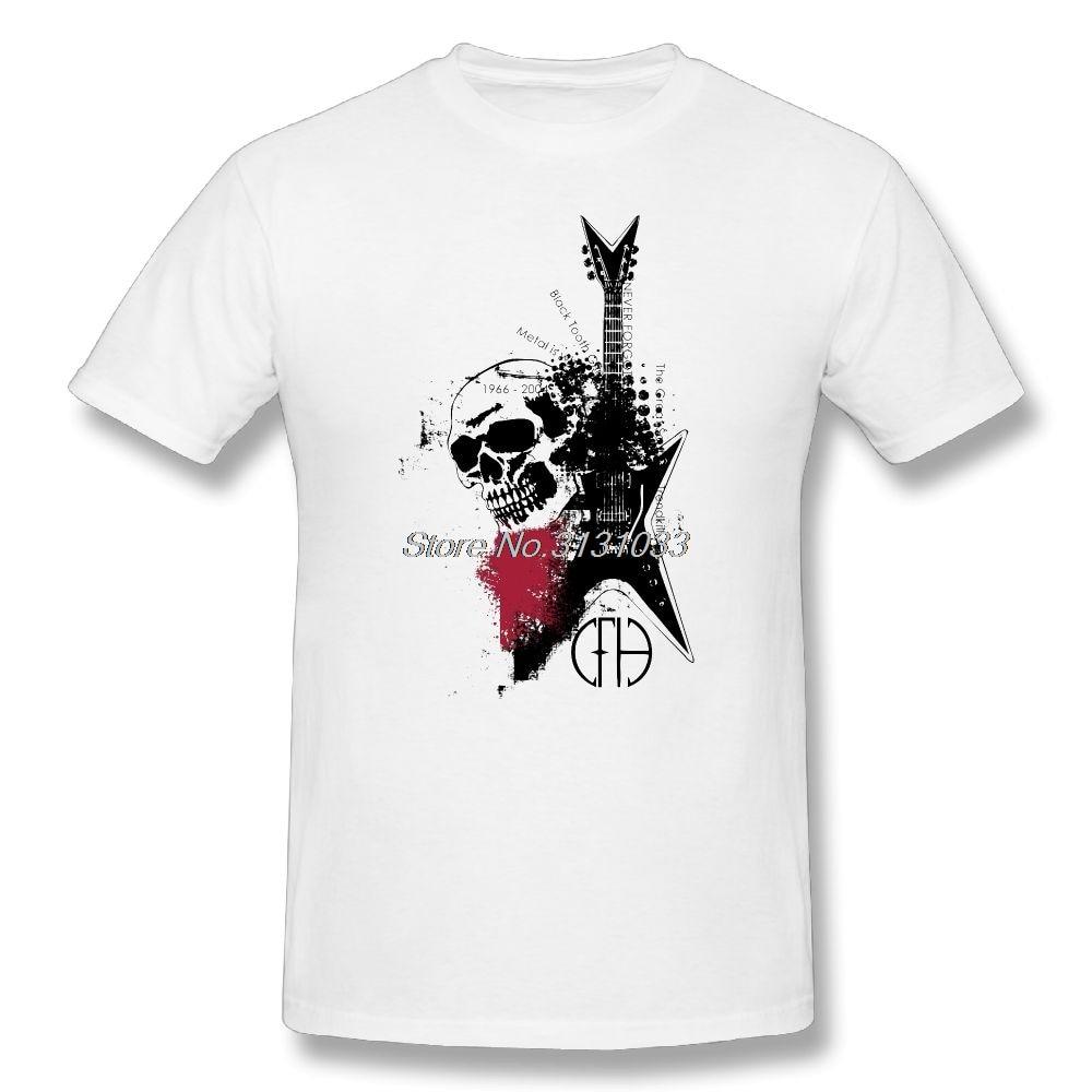 Pantera T-Shirt Men Print Trash Polka Dimebag Darrell Tee Shirt Short Sleeve Casual T Shirt Men's Awesome Funny Graphic T Shirts