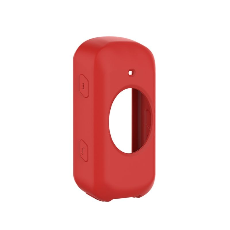 Capa protetora de silicone antiderrapante capa macia para garmin edge 530 bicicleta gps 634b