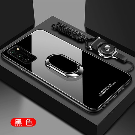Funda de cristal templado para Samsung Galaxy Note 10 Lite, con soporte, funda protectora con imán para samsung galaxy s10 lite note10 lite