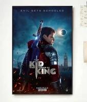 Film classique The Kid Who Be King Film 2  magnifique decoration artistique pour la maison  autocollant mural en soie  cadeau decoratif  NP072