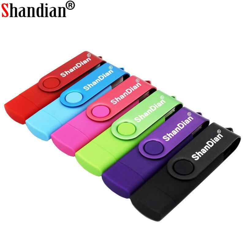 SHANDIAN Usb 2,0 USB OTG flash teléfono inteligente Tablet PC 1 GB...