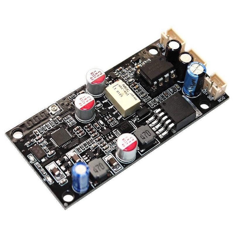 CSR8675 Bluetooth 5,0 inalámbrico Lossless Audio Estéreo recibir ES9018 APTX-HD I2S DAC apoyo 24Bit/96Khz con antena A7-001