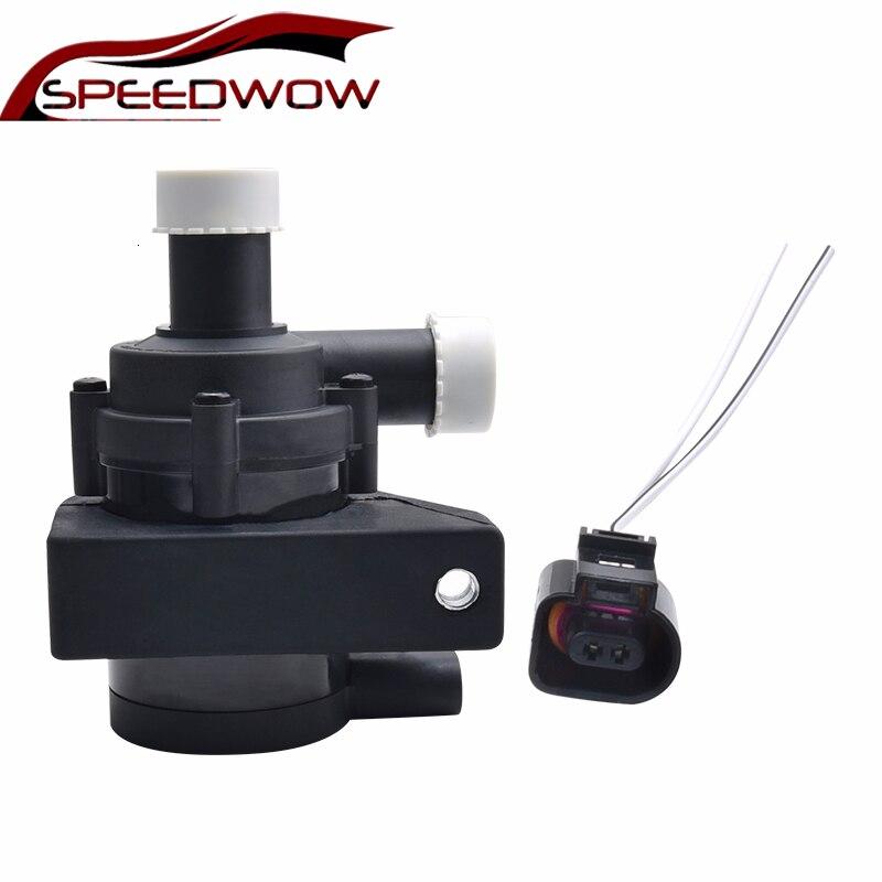 SPEEDWOW bomba de agua de refrigeración conectar el Cable del enchufe para Jetta Golf CC volkswagen VW Passat B5 B6 Audi A3 1K0965561J 1K0 965, 561 J