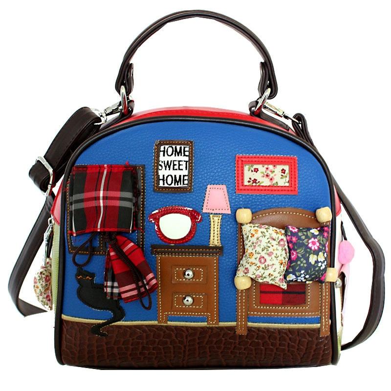 تريبيز-حقيبة كتف على الطراز الإيطالي للنساء ، حقيبة يد ، نمط ريترو ، صناعة يدوية ، أنيقة ، حقيبة ساعي