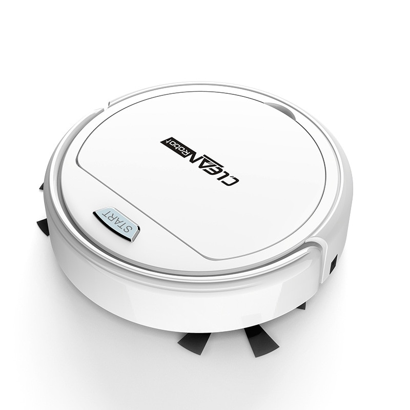 1800Pa Multifunctional Robot Vacuum Cleaner , 3-In-1 Auto Rechargeable Smart Sweeping Dry Wet Home