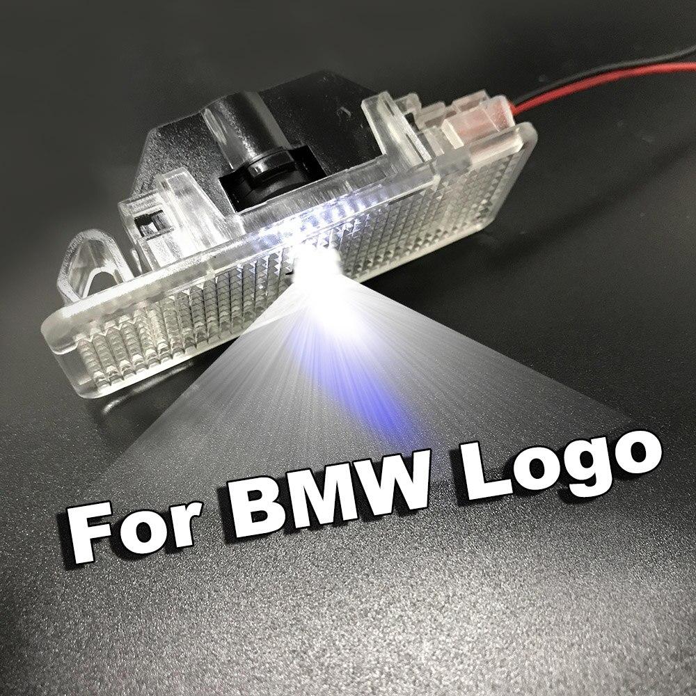 2-20pcs For BMW Logo Car Symbol Identification Light Door Warning Welcome Light For X5 E53 E39 Z8 E52 I3 I8 Laser Projector LED