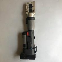Pince à sertir hydraulique électrique Rechargeable de pinces à sertir à piles sans fil de PZ-240 10-240mm2 outil de sertissage de presse à câble