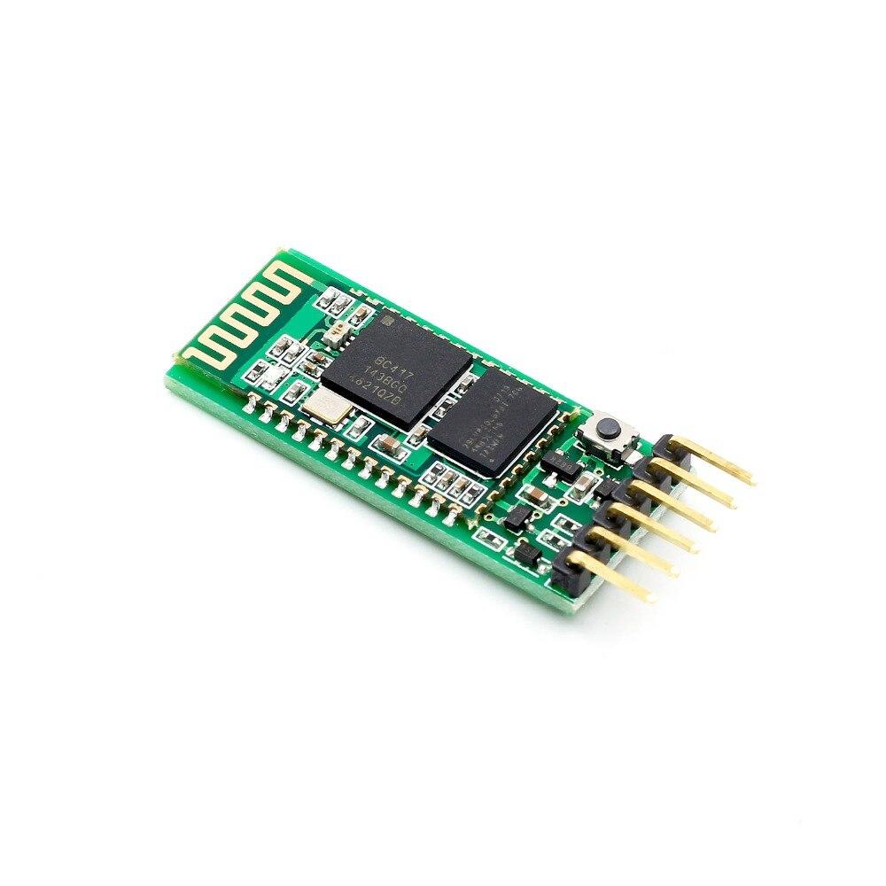 HC-06 Bluetooth Serial Pass-through Module Wireless Serial Communication HC06 Bluetooth Module for arduino Diy Kit