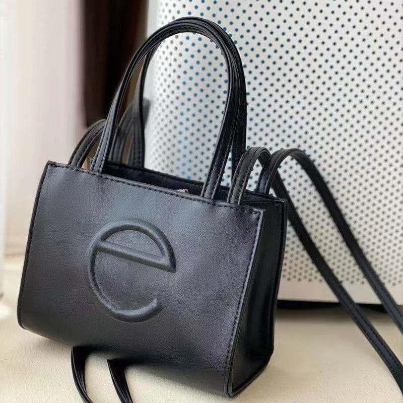 Women Soft Leahter Messenger Handbags New Fashion Crossbody Bags Stylish Luxury Hand bag for Women Top-handle Bags Shopping Tote