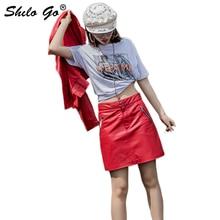 Jupe en cuir véritable multicolore poche zippée jupe Fit et Flare une ligne jupes femmes automne solide taille haute jupes minimalistes