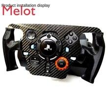 Applicable au volant pourri G29 modifié disque formule F1 course jeu Simulation support G27 acier inoxydable et carbone
