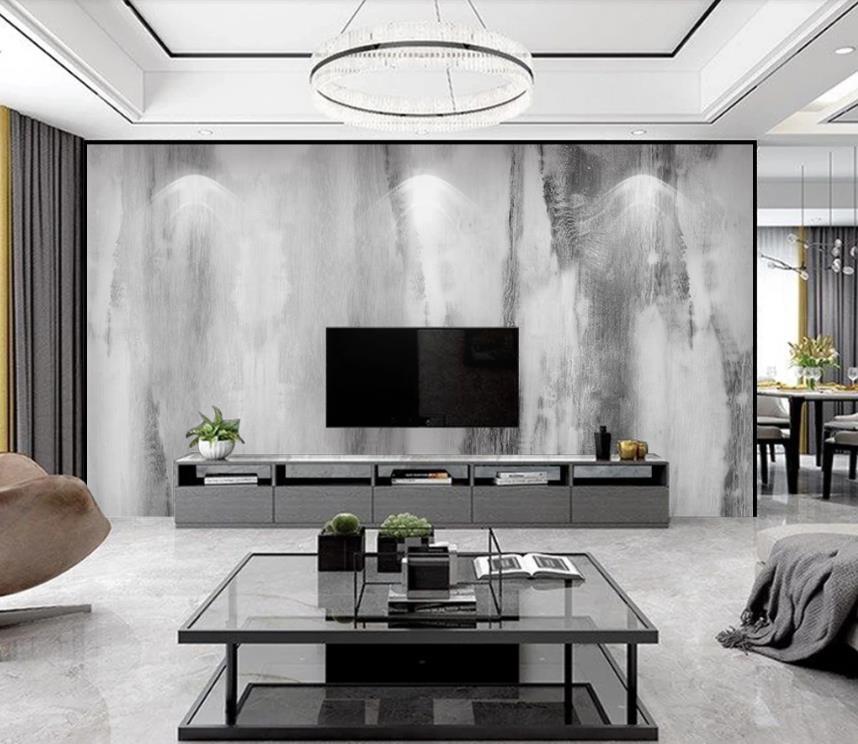 Пользовательская современная простота фото 3D настенная бумага для гостиной обои бумага Мрамор ТВ фон домашний Декор водонепроницаемый