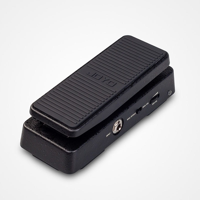 JOYO CLASSIC WAH-I Pedal Multifunctional Effect Portable Sound Volume Pedal For Electric Guitar Accessories Parts TrueBypass enlarge
