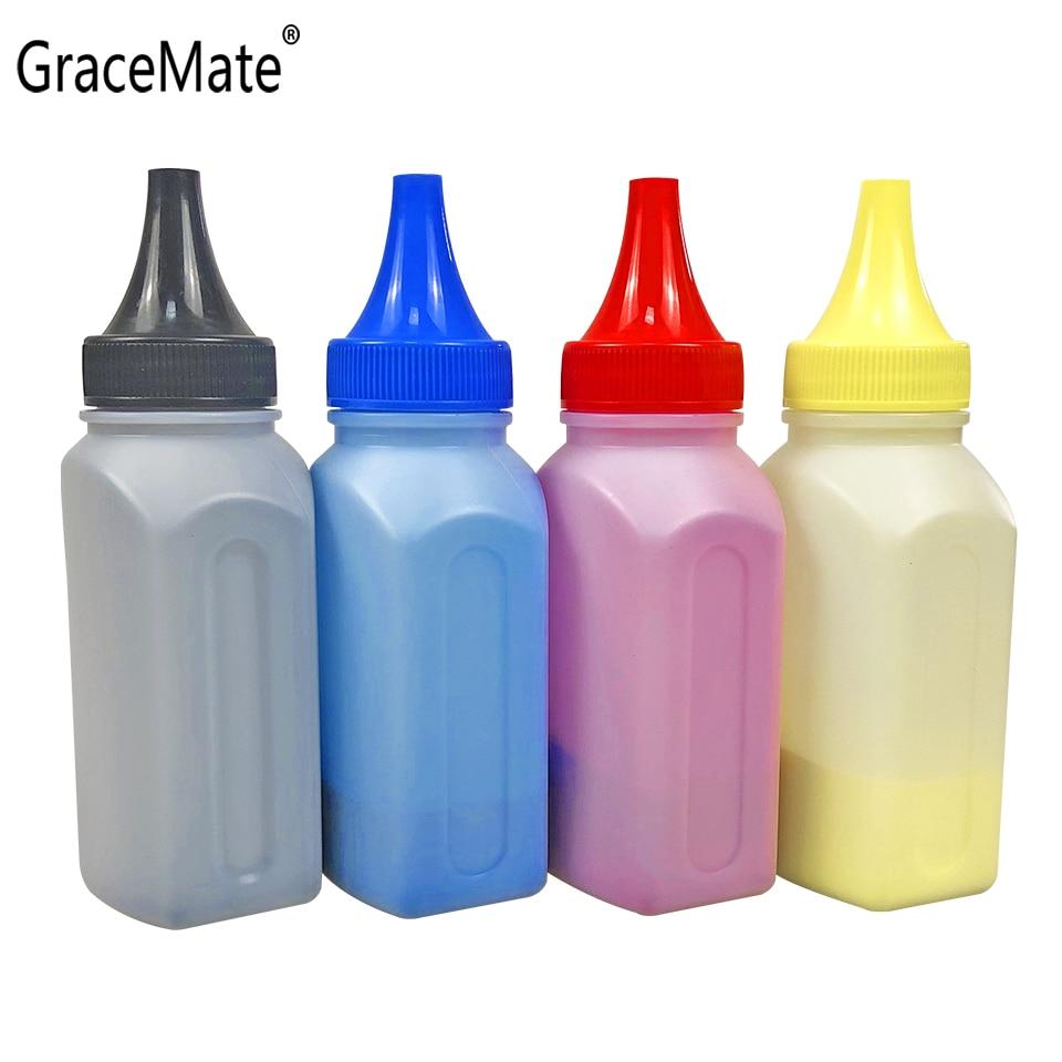 GraceMate tóner en polvo 407 Compatible para Samsung para CLP-320 325W 326W 326W 321N CLX-3185FW 3186 3186N 3186FN impresoras