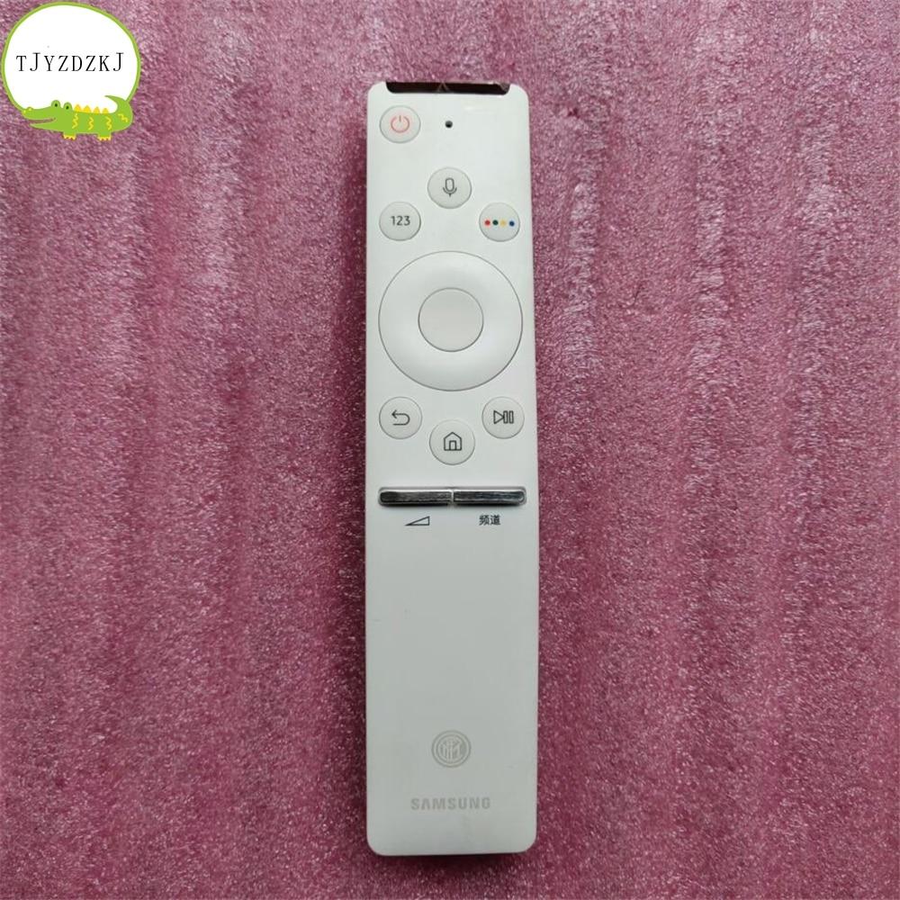 Controle remoto integrado para tv smart samsung 4k, novo e original, acessório de boa qualidade para veículos ua65ls 55 43