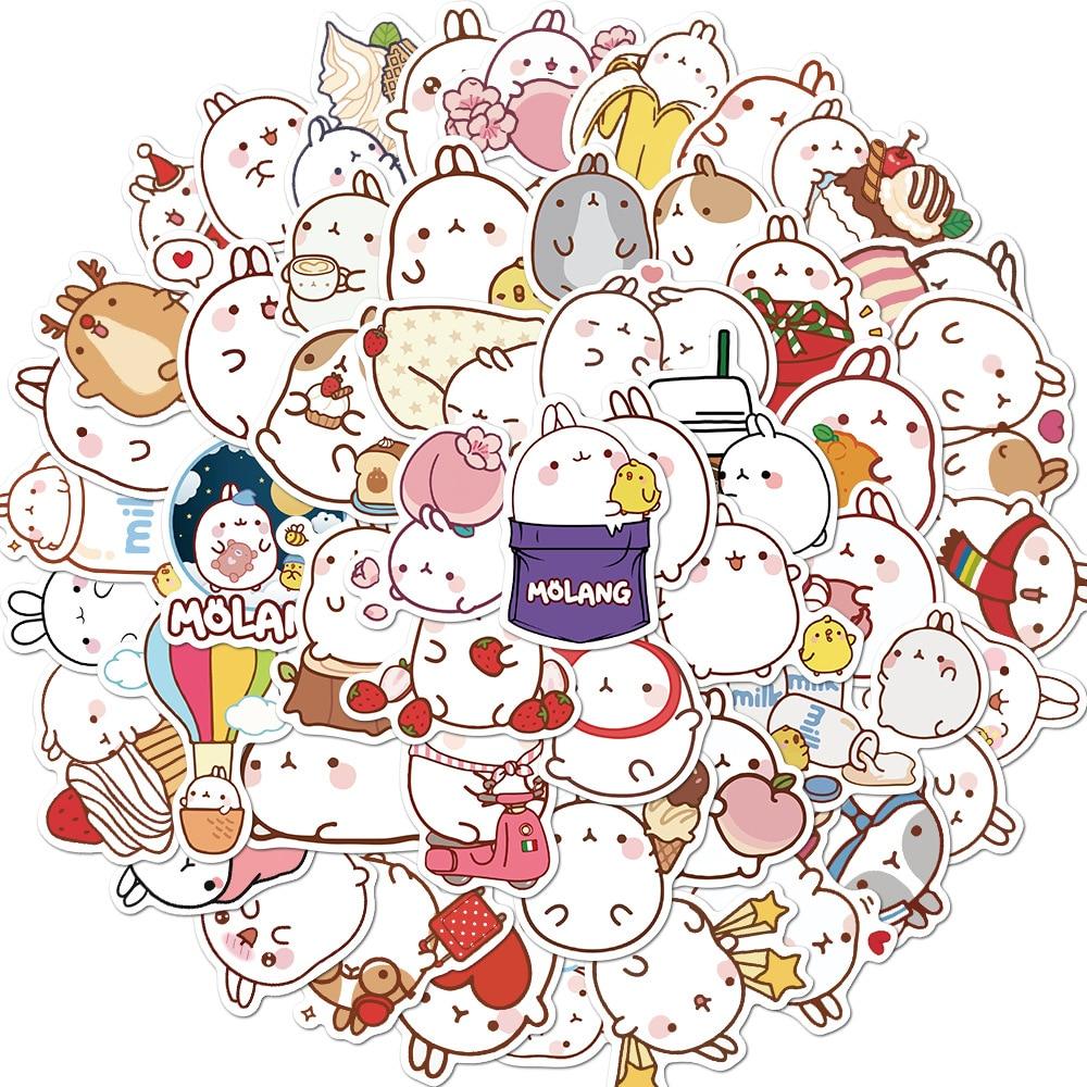50-pz-set-simpatico-coniglio-molang-anime-adesivi-in-pvc-impermeabili-giapponesi-scrapbooking-adesivo-di-cancelleria-fai-da-te-adesivi-jounal-kawaii