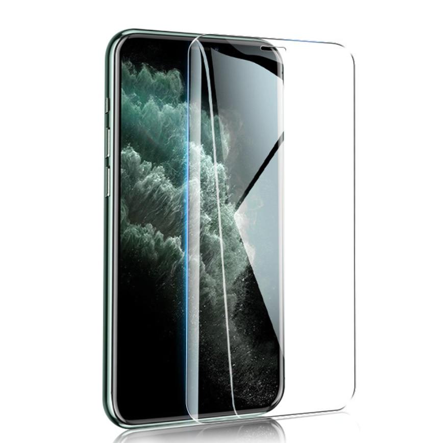 400 قطعة غطاء كامل الزجاج المقسى على ل فون 7 8 6 6s زائد X شاشة حامي على فون X XR XS ماكس SE 5s 11 12 برو الزجاج