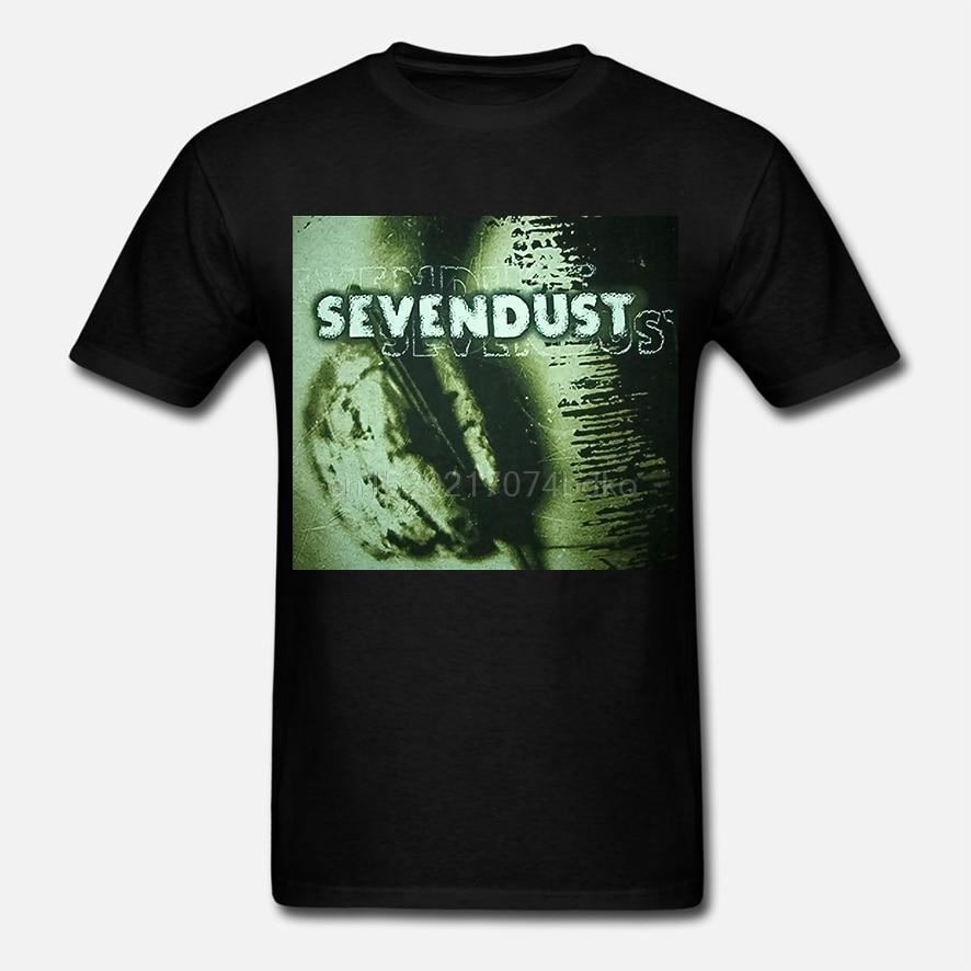 Camiseta negra Sevendust Call You ahule XL nueva banda Oficial 1999 Giant NOS
