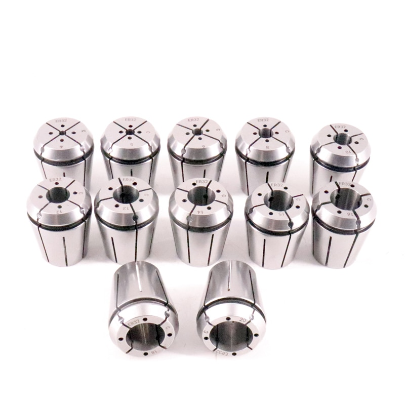 ERC Collet With Sealed And Cooling Channel Along The Boring Hole  426EC 428EC 430EC 470EC 472EC Collet  ERS Collet ERG Collet