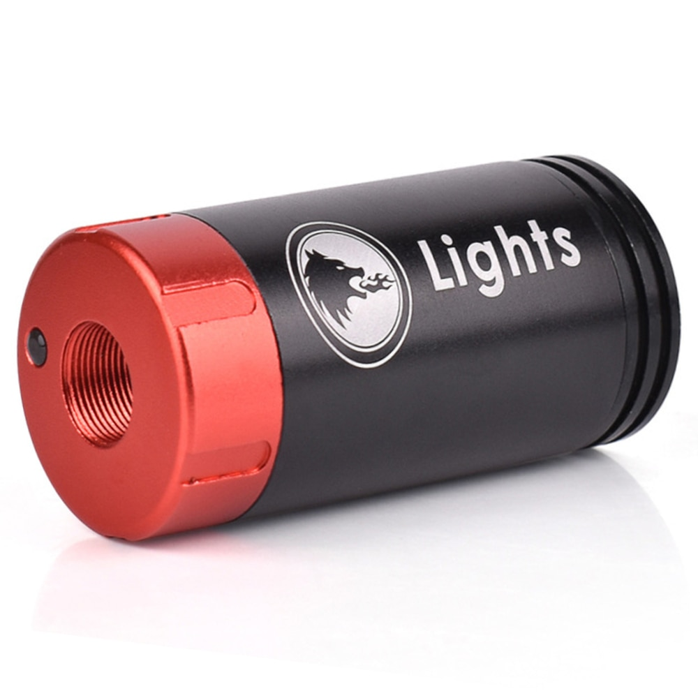 Tactical Paintball Airsoft Tracer Lighter S Spitfire Effect with Fluorescence 11mm/14mm Auto Tracer Hunting Accessories