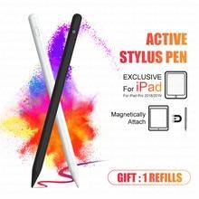 Stylet intelligent stylet crayon pour Apple iPad Pro 11 12.9 Air Mini écran tactile stylo avec rejet de la paume pas pour Apple crayon 1 2