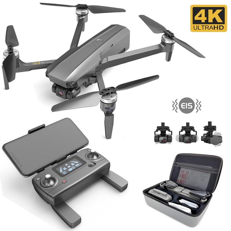 MJX B16 Pro احترافي لتحديد المواقع بدون طيار 1 ساعة شحن سريع 3 محاور Gimbal EIS 4K 5G واي فاي FPV كاميرا كوادكوبتر