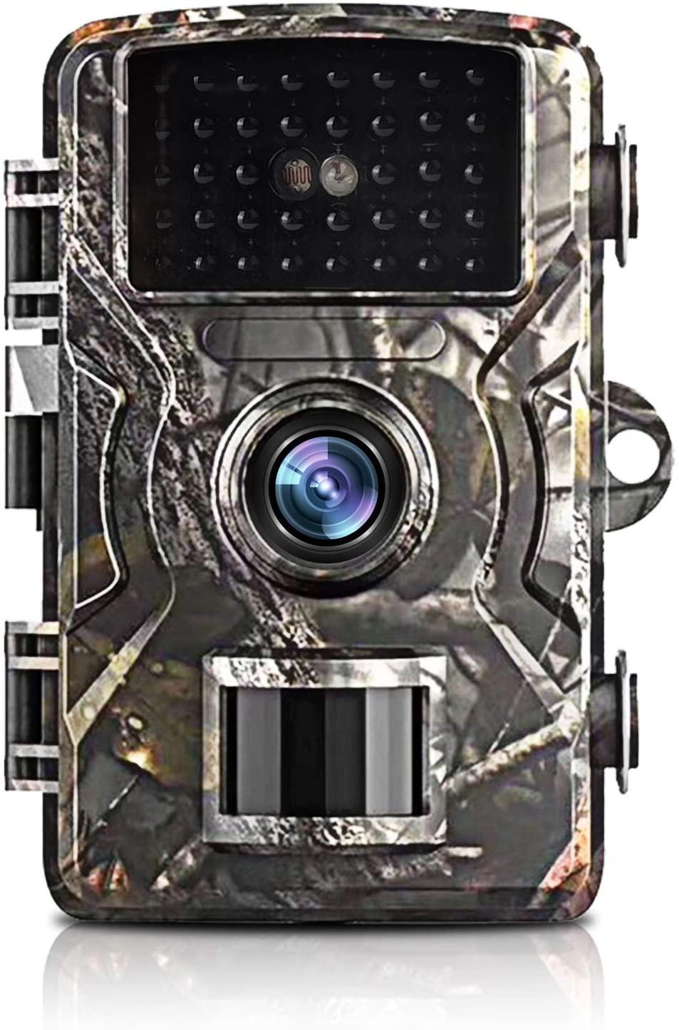 Câmeras de Caça para a Vida Selvagem ao ar Câmera da Trilha com 12mp e 1080p Brilho e Ip66 à Prova Livre Monitora Baixo Dwaterproof Água Atualizado Que