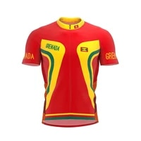 2021 new grenada summer multi types cycling jersey team men bike road mountain race riding bicycle wear bike clothing quick dry