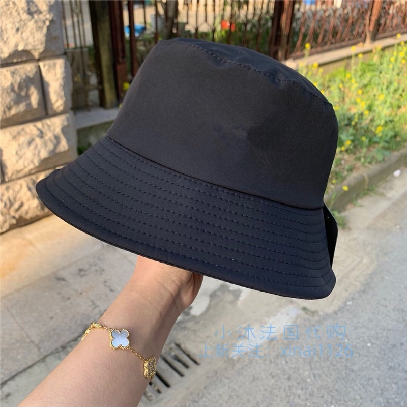 2021 New Unisex Solid Bucket Hat Bob Caps Hip Hop High quality Men women Summer Panama Cap Beach Sun Fishing Hat