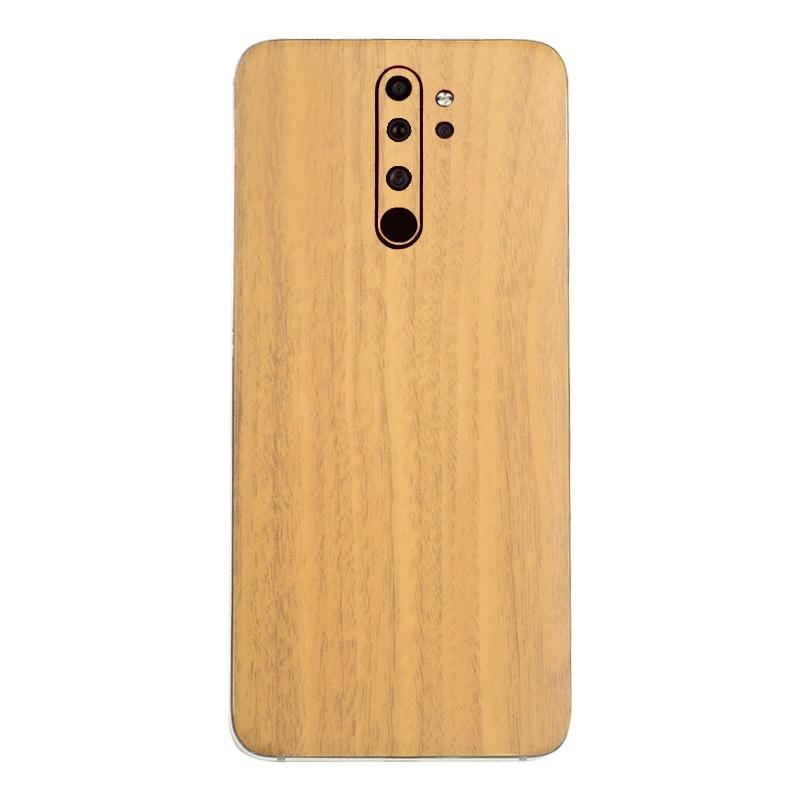 High Simulation Wood Grain Sticker Phone Back Paste Sticker For XIAOMI Mi9 CC9e Mi8 Lite Mi8 SE MIX 3 2S Redmi K20 Note 7 8 Pro