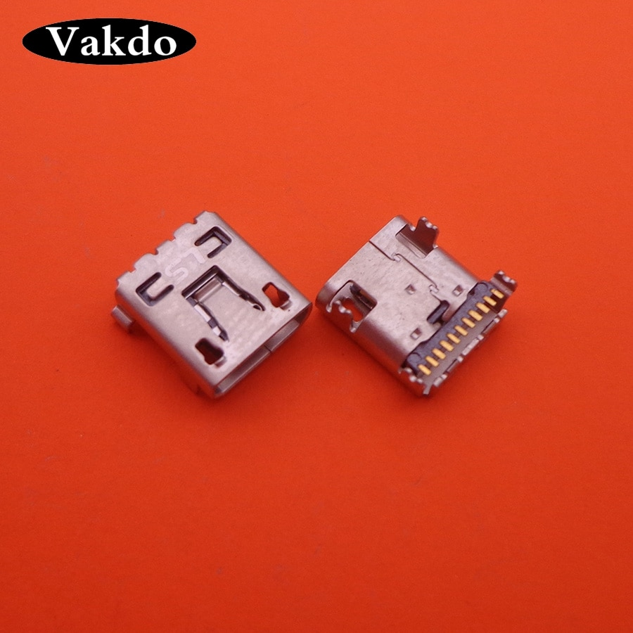 20X Micro mini USB hembra de carga de puerto de conector Envío Gratis para LG G2 D800 D801 D802 D803 D806 LS980 VS980