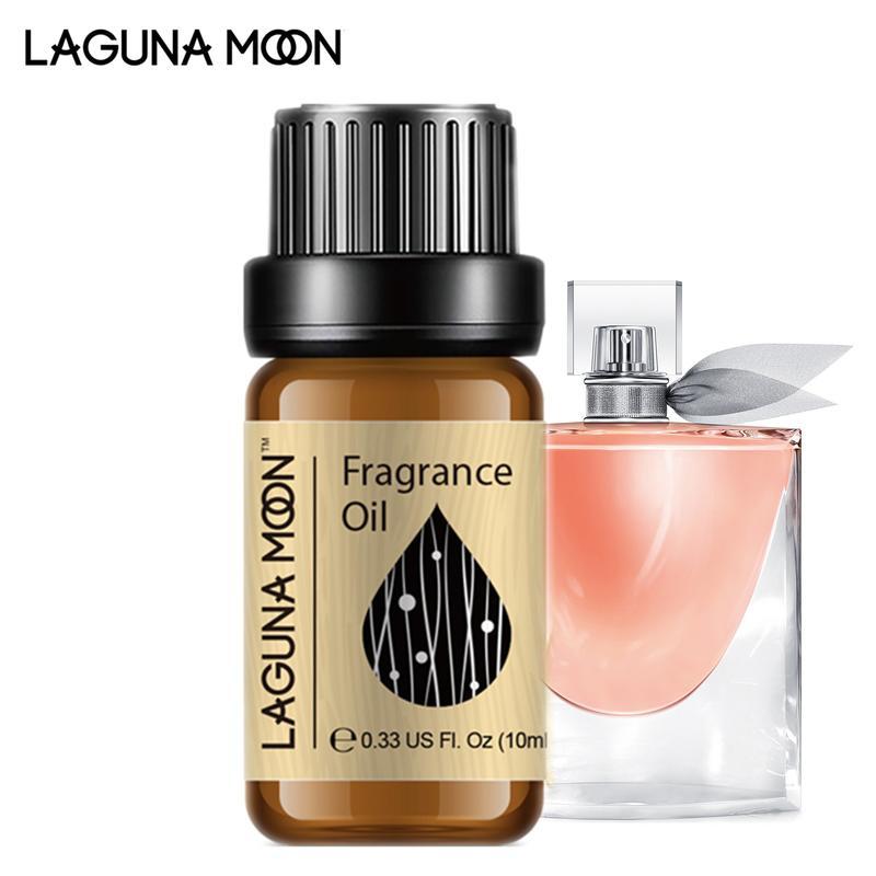 Lagunamoon-óleo para umidificador, 10ml la vie est belle black opium jadore chance, angel coco & baunilha, perfume