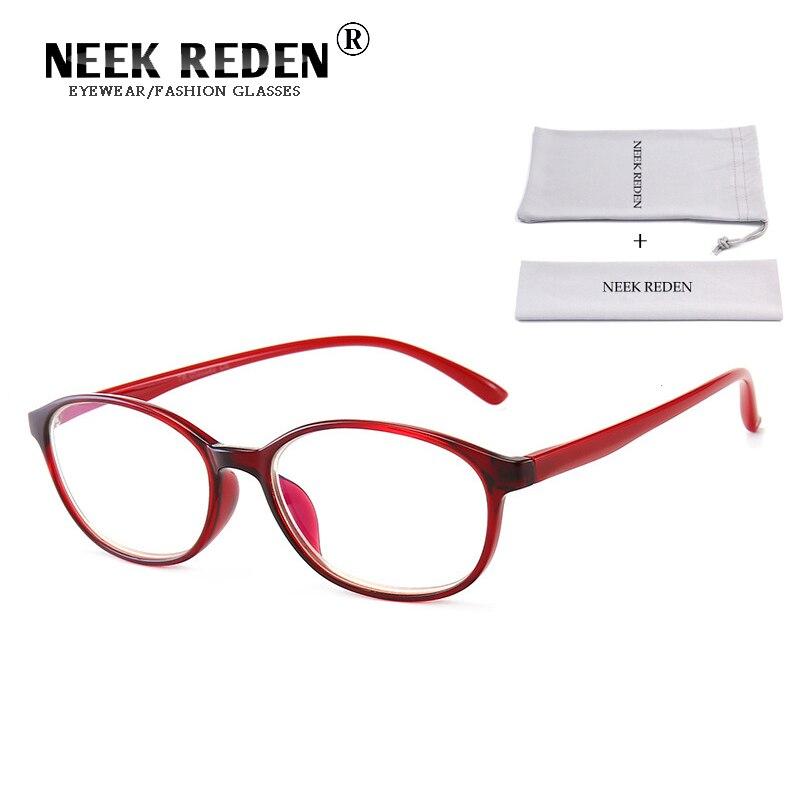 Tendencia 2019 gafas de lectura Unisex Anti rayos azules Tr90 modes Presbyopic gafas hombres mujeres antifatiga gafas de ordenador