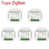 ZigBee Tuya Smart Light 3 0 Switch Module Smart Life Wireless Remote Control Work With Control Alexa Google Smart Home Automatic