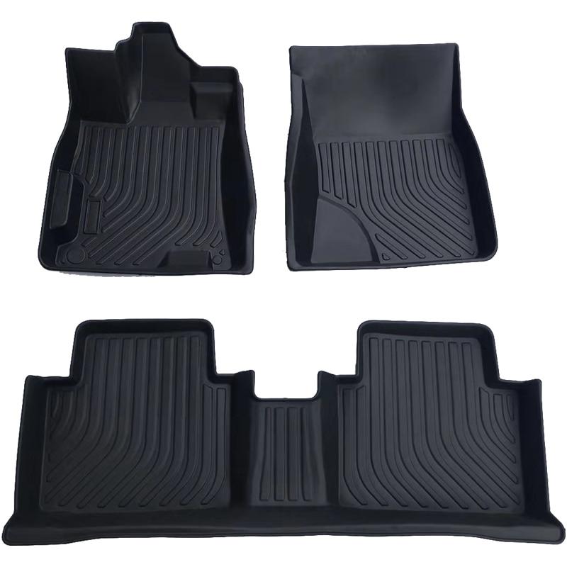 Alfombra de suelo de coche TPE para Hyundai Sonata DN8, alfombras de coche 2019 2020, accesorios para coches, alfombrilla de pie de goma para coche