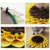 dog snuffle mat encourages natural foraging mat dog training pad sniffing mat dog training dog supplies