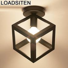 Plafond lustre lampe déclairage sufitdois lampara techo plafondlamp plafonnier luminaria de teto led plafonnier
