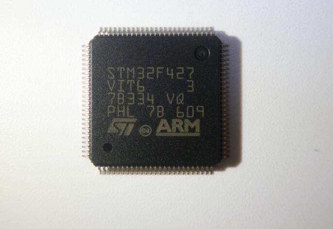 5 قطعة/الوحدة 100% الأصلي جديد STM32F427 STM32F427VIT6 QFP