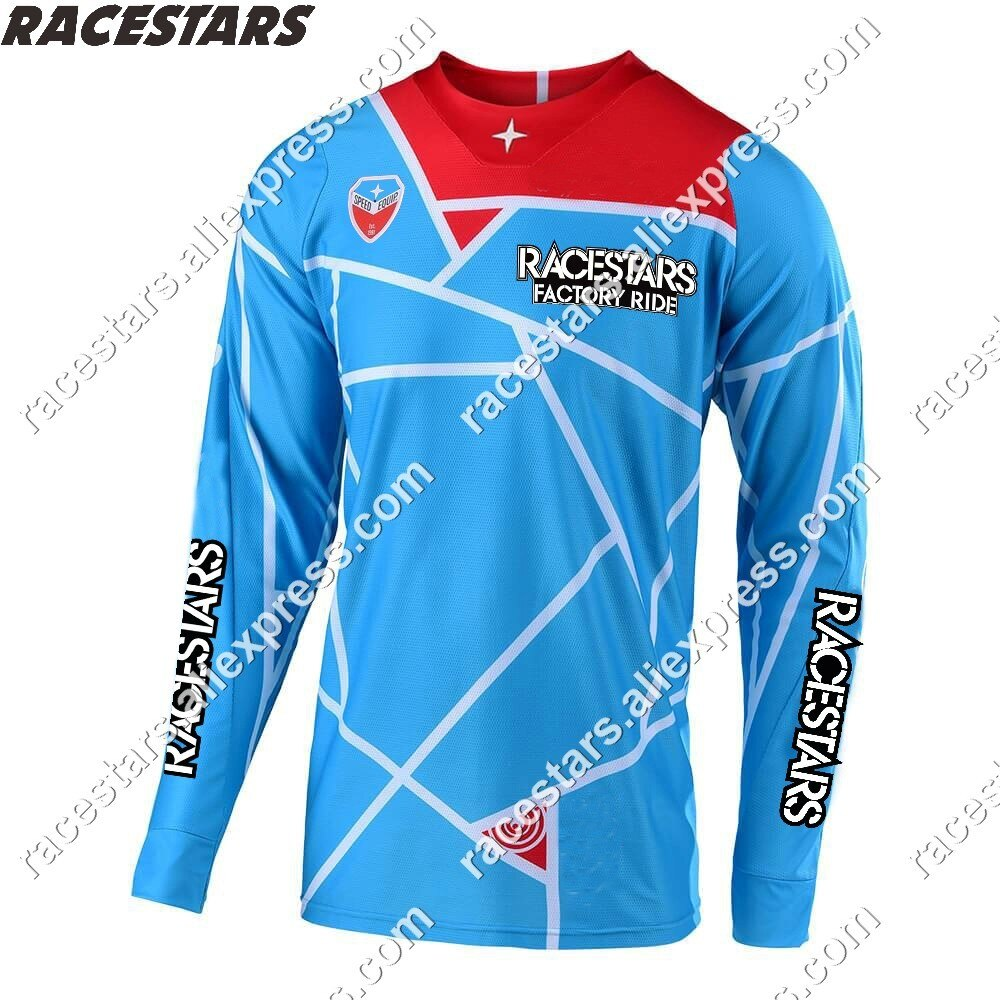 Nuevo 2020 Camiseta de Motocross enduro camisetas bicicleta de montaña ciclismo jersey...