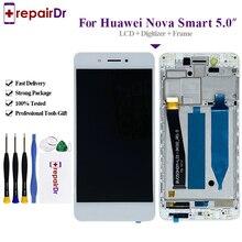 10 pièces pour Huawei Nova Smart LCD affichage + écran tactile numériseur assemblée nouveau pour Huawei Honor 6C DIG-L01/Nova Smart/DIG-L21HN Lcd