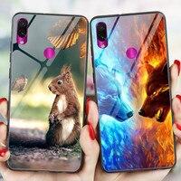 Чехол с животными для телефона Xiaomi Redmi 7 9A 7A 8A 6A 5 Plus, чехол для Redmi Note 8 PRO, 9 S, 9 S, 5A Prime, 8 T, 8 T, Mi A3, 9T, Mi Note 10 Lite