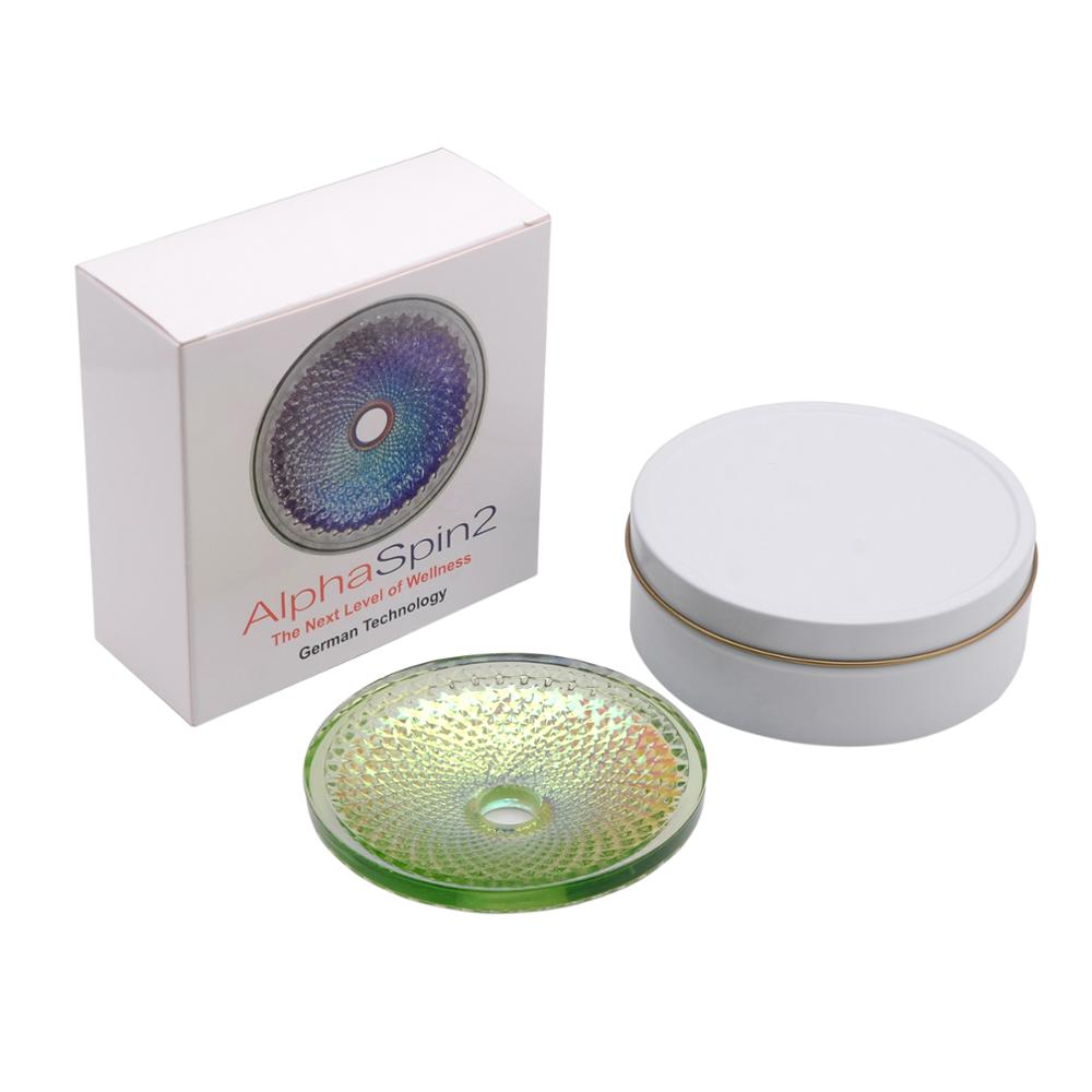 Newest Alpha spin 2,Radiation protection tool, the taste of food and beverages,the best price bioglass