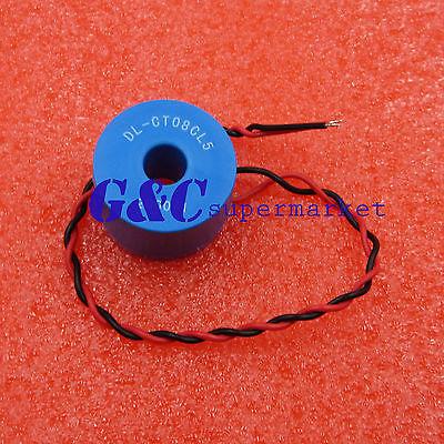 DL-CT08CL5-20A/10ma 2000/1 0 120120a micro transformador atual diy eletrônica