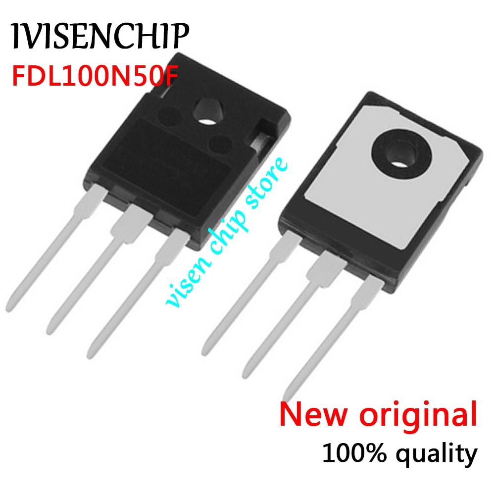 5-10 шт./лот FDL100N50F FDL100N50 100N50 TO-264 100A 500V Мощный транзистор MOSFET
