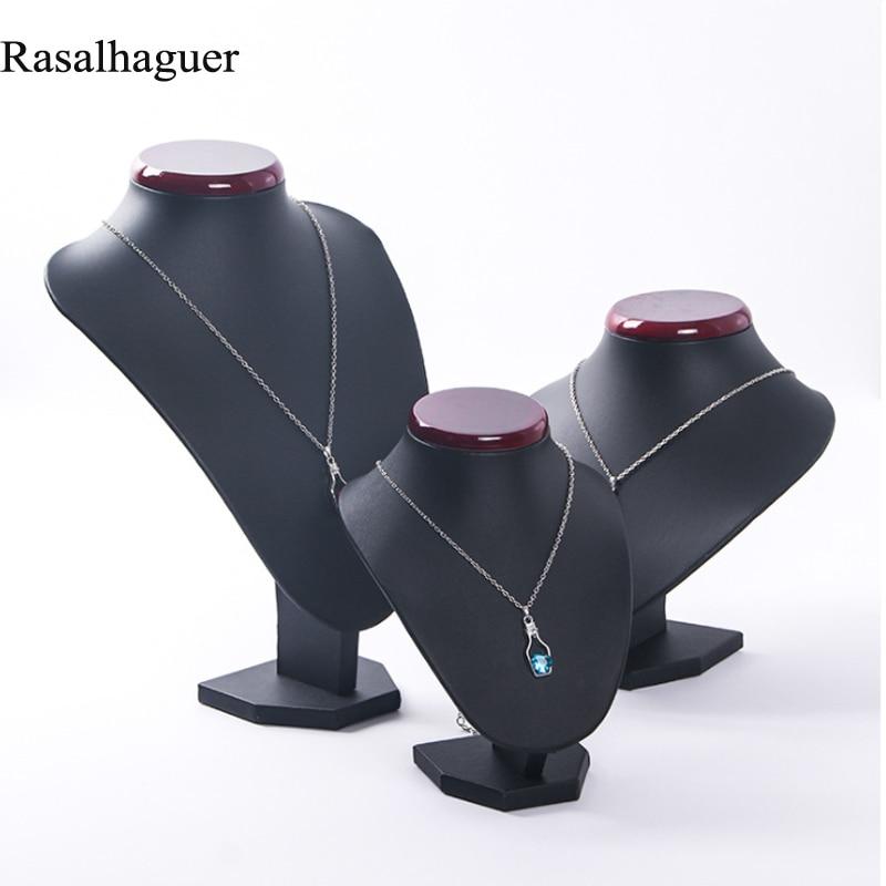 Оптовая-продажа-3-варианта-модели-роскошные-ювелирные-изделия-из-искусственной-кожи-ожерелья-с-подвесками-подставка-чокер-держатель-фо