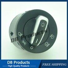 Brand new Headlight Control Head lamp switch for fit for VW GOLF VI JETTA MK5 MK6 PASSAT CC B6,5ND 941 431A,3C8 941 431C