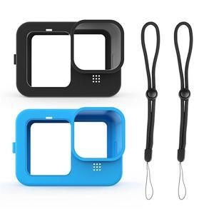 1 шт., силиконовый защитный чехол-рамка для GoPro Hero 9