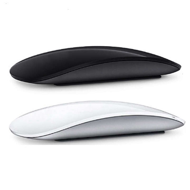 Ultra Slim Mouse 1600DPI Ergonomic Design Arc Mouse 2.4Ghz USB Wireless Optical Computer Mause Slim Touch Magic Mice For Laptop