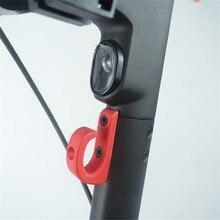 Scooter électrique Aluminium crochet pour Xiaomi Mijia M365 Pro métal griffe suspendus sacs cintre Gadget métal crochet M365 accessoires # y3