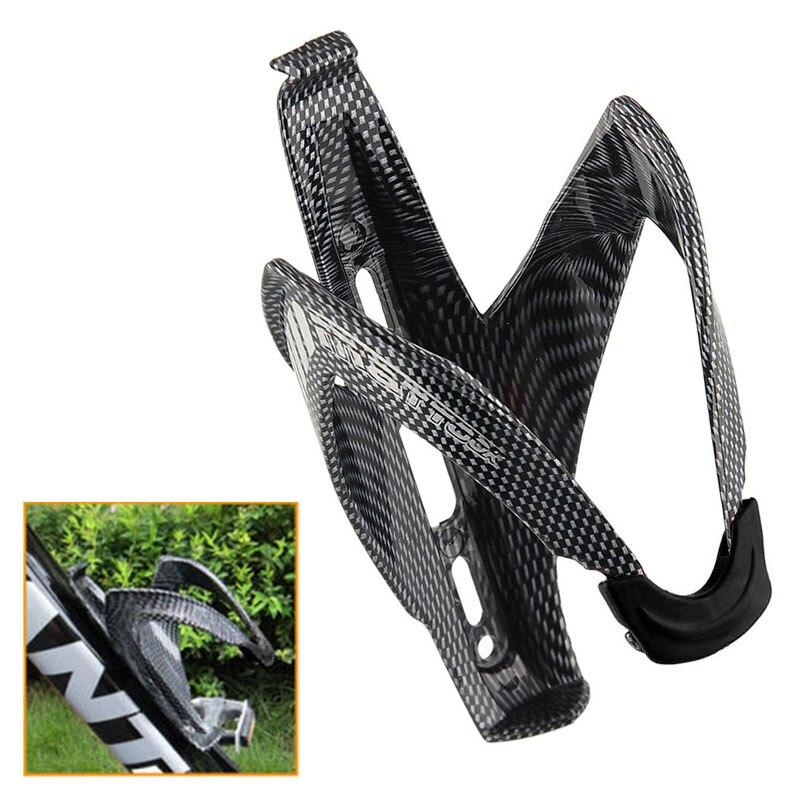 Portabidones ciclismo fibra de carbono + fibra de vidro bicicleta de estrada ciclismo mtb garrafa de água titular gaiola garrafa rack bicicleta